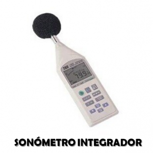 Comprar sonometro integrador barato